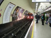 Bahnsteig der Bakerloo Line