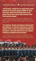 Was Chinas Vision einer Weltklasse-Armee für ein neues Zeitalter bedeutet