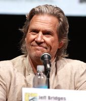 Jeff Bridges auf der Comic-Con in San Diego (2013)