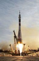 Sojus Rakete Bild: NASA
