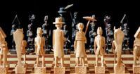 Rebellenkrieg soll vorhersehbar sein. Bild: Michael Hirschka/pixelio
