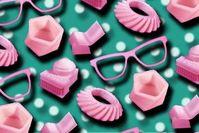 Teile aus dem weltschnellsten 3D-Drucker. Bild: Chelsea Turner, web.mit.edu