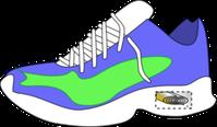 Schuh als Energiequelle. Bild: Louisiana Tech University