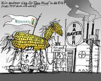 Bayer Monsanto: Einer der größten Gifthersteller weltweit (Symbolbild)