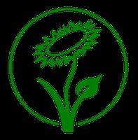 Logo der Vegan Society