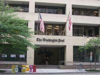 Redaktionsgebäude der Washington Post