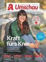 """Titelbild Apotheken Umschau AU A 10/2019. Bild: """"obs/Wort & Bild Verlag - Gesundheitsmeldungen"""""""