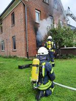 Bild: Tielke, Feuerwehr Oelde