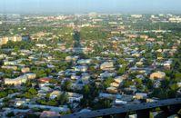 Die grüne Stadt Taschkent in Usbekistan (Symbolbild)