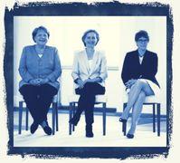 3 Frauen in der CDU (Symbolbild)