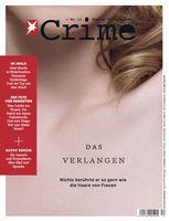 "Cover STERN CRIME 12/17. Bild: ""obs/Gruner+Jahr, STERN CRIME"""