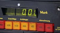 Botax80, der erste elektronische Bordrechner für DDR-Taxifahrzeuge Bild:MDR/Mediaakzent TV