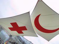 Die namensgebenden Symbole der Bewegung– das Rote Kreuz und der Rote Halbmond