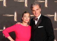 Aglaia Szyszkowitz und Walter Sittler beim Deutschen Fernsehpreis 2012