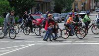 Trend zum Fahrrad: Immer mehr Deutsche steigen auf, bisherige Radler nutzen es immer häufiger Quelle: (Foto: Institut für Verkehrswesen, KIT) (idw)