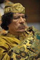 Muammar al-Gaddafi Bild: de.wikipedia.org