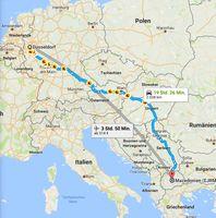 Kurzurlaub für 2 Polizisten, 2 Angestellte im öffentlichen Dienst bei Abschiebung eines Mannes nach Mazedonien