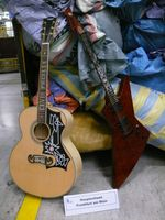 Gitarren aus Palisander