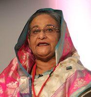 Scheich Hasina, 2014