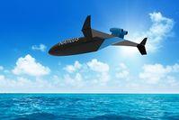 Übersee-Drohne: Schneller als Schiff, billiger als Jet. Bild: natilus.co