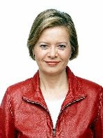 Gesine Lötzsch Bild: DIE LINKE / de.wikipedia.org