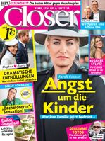 "Closer Cover /Bild: ""obs/Bauer Media Group, Closer"""