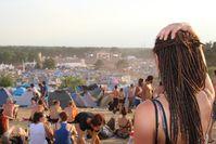 Haltestelle Woodstock 2013
