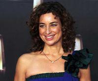 Isabel Varell beim Deutschen Fernsehpreis 2012
