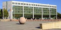 Bundesministerium für Umwelt, Naturschutz und Reaktorsicherheit Hauptsitz in Bonn Bild: Hans Weingartz / de.wikipedia.org