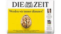 """Cover DIE ZEIT 14/19. Bild: """"obs/DIE ZEIT"""""""