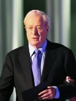 Michael Caine in Oslo (2008)