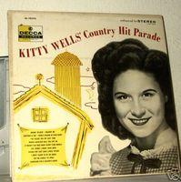 Wells' 1956 LP Album, Country Hit Parade. Bild: ChrisTofu11961 / wikipedia.org
