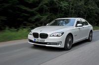 """Das Flaggschiff BMW 7er Reihe: Absatzsteigerung um 6,4% im Juni 2014. Bild: """"obs/BMW Group"""""""