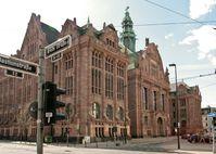 Verwaltungsgericht Düsseldorf im Stahlhof (Symbolbild)