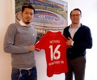 "Bild: ""obs/Hannover 96 GmbH & Co. KGaA"""