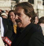 George bei der Romyverleihung 2009 in Wien, wo er für sein Lebenswerk ausgezeichnet wurde Bild: Manfred Werner (Tsui) / de.wikipedia.org
