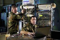 """IT-Soldaten  Bild: """"obs/Presse- und Informationszentrum Personal/AhrensundSteinbach"""""""