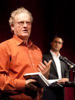Schorlemmer während einer Lesung im September 2009
