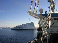 "Forschungsschiff ""RV Lance"" Quelle: Foto: BSH/J. Holfort (idw)"