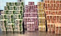 Geldberg, Euro