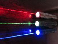 Laser (Farbe: Rot, Grün, blau)