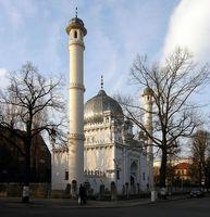 Berliner Moschee, Berlin, Wilmersdorfer Moschee, Brienner Straße 7/8