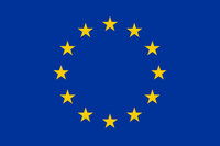 Flagge von Europarates