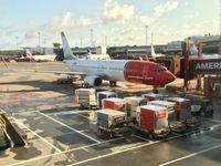 Norwegian Air International (Symbolbild)