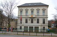 Vietnamesische Botschaft in Berlin an der Elsenstraße