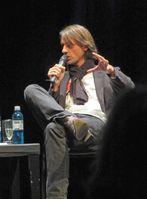 Richard David Precht 2011 in Frankfurt am Main.