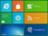 Metro: Tablet-Desktop-Mixup als große Adoptionshürde. Bild: Screenshot