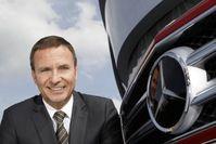 Bodo Uebber, Vorstand Daimler AG. Bild: Daimler AG