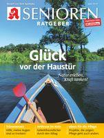"Titelbild Senioren Ratgeber 6/2019 Bild: ""obs/Wort & Bild Verlag - Senioren Ratgeber"""
