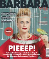 "Cover BARBARA 04/2020 (EVT: 05. März 2020). Bild: ""obs/Gruner+Jahr, BARBARA"""